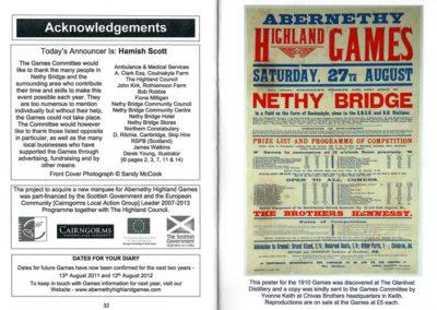 Abernethy Highland Games