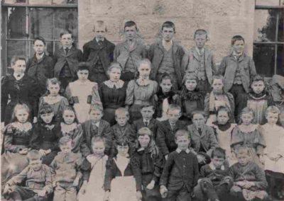 Abernethy Primary School Students 1895-96