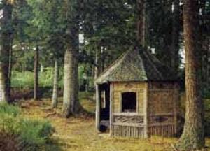 Tree Nursery Summer House
